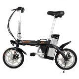 14 بوصة [48ف] كهربائيّة يطوي درّاجة
