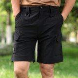 Pantalon court à séchage rapide de type tactique de Tad d'été