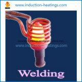 Equipamento de aquecimento de indução IGBT de 30kw para solda de cabeça de broca