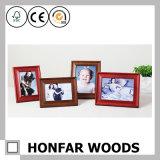 Marco de madera de los colores multi para el regalo promocional