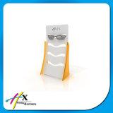 Verkaufende handgemachtes Holz MDF-Acrylsonnenbrille-Schaukasten Eyewear Spitzenbildschirmanzeige