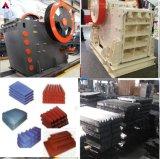 De nieuwe Maalmachine van de Kaak van het Type/de Maalmachine van het Erts/Stenen Maalmachine/de Maalmachine van de Kaak voor het Verpletteren van de Steen