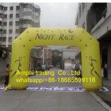 Arco gonfiabile personalizzato dell'entrata per fare pubblicità