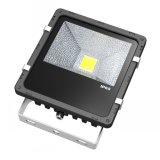 Alto brillo 30W alta potencia LED luz de inundación 10W / 20W / 30W / 50W