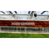 농업 증발 냉각 패드