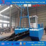 Dredger d'aspiration de coupe de 18 pouces Vente / Barge Boat