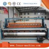 Machine sertie efficace élevée de treillis métallique de pression hydraulique