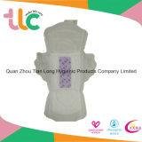 Nueva servilleta sanitaria de la marca del diseño
