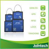 Selo eletrônico com sistema do fechamento de RFID
