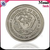 Guangdong-Lieferanten-Großverkauf-Antike-Bronzen-Farbe gefüllte Metallmünzen