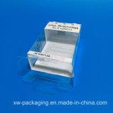 Alta qualidade que dobra a caixa plástica para o empacotamento eletrônico da bolha