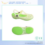 Jelly High Heel Clogs Sandals, Unisex PVC Upper Jelly Shoes
