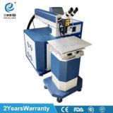 De Machine van het Lassen van de Laser van de Vorm van Dongguan voor het Blad van het Metaal, macht-Levering Systeem en VacuümApparatuur