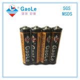 1.5V R03 AAA Kohlenstoff-Zink-Batterie (Satz des Shrink-4PCS)
