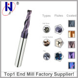 Top Rated Tongsten Steel Solid Carbide End Mills Grossista Exportador