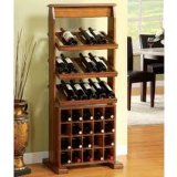 Шкаф шкафа классицистической деревянной мебели шкафа вина шкафа деревянной Multi