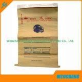 De Zakken van het Document van kraftpapier voor Cement, 50kg de Zak van het Cement, de Zak van het Document voor Cement