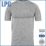 Chemises faites sur commande de circuit d'usure de Sportwear/gymnastique pour le T-shirt de Mens