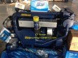 Motor diesel marina Wp6c220-23 de Weichai para el sistema de propulsión de marina