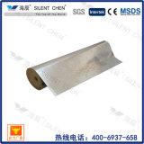 3mm 100% revestimento de borracha da natureza com Underlay da folha de alumínio
