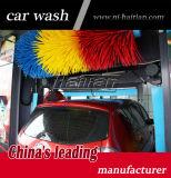 ضغطة عال آليّة سيّارة غسل آلة مع فراش ليّنة ومجفّف