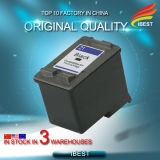 El HP compatible Remanufactured C9351A C9352A negro colorea el cartucho de tinta para HP 21 22, HP21 HP22