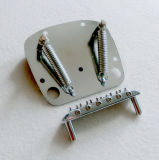Het Stuk van de Brug en van de Staart van de Delen van de gitaar voor Elektrische Gitaar
