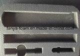 Cojín de goma espuma cortado con tintas pieza inserta de encargo de EVA del rectángulo de la espuma de EVA de la caja de herramientas para el embalaje