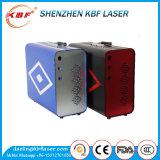 Prezzo caldo della macchina della marcatura del laser della fibra del metallo della mosca di vendita