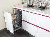 Küche-Schrank mit MDF kundenspezifischem Entwurf