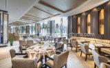De recentste Houten Lijsten en de Stoelen van de Luxe van het Ontwerp voor Restaurant