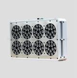 300W 고성능 가득 차있는 스펙트럼 LED 플랜트는 수경법 (아폴로 8)를 위해 가볍게 증가한다