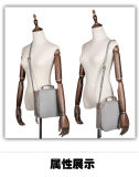 Al9000. A forma das bolsas do desenhador do saco das senhoras das bolsas do saco de couro da vaca do vintage da bolsa do saco de ombro ensaca o saco das mulheres