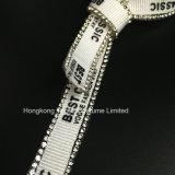 Testo fisso di cristallo del Rhinestone della striscia del nastro di nuova del nastro difficoltà calda bianca 15mm del Rhinestone (TP-053)