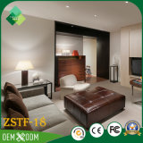 Moderne Art-Schlafzimmer-Sets mit Patio der Hotel-Möbel im Teakholz (ZSTF-18)