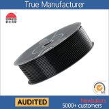 Noir pneumatique des tuyaux d'air d'unité centrale 4*2.5