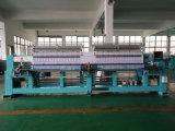 El acolchar de la pista 34 y máquina del bordado con la echada de la aguja de 50.8m m