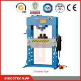 Prensa hidráulica de 120 toneladas para la embutición profunda con los estándares de seguridad del Ce Yl32-120t