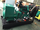 Gerador Diesel elétrico da geração do alternador de Stamford da cópia de Cummins Engine com dossel (tipo do reboque)