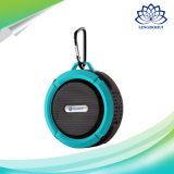 Altavoz portable impermeable al aire libre de la radio de C6 mini Bluetooth