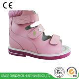 優美の健康のオルト靴のヴェルクロ治療上の靴