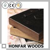 Cornice antica di legno solido di alta qualità