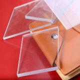 feuille solide de polycarbonate d'écran protecteur d'émeute des prix de barrière saine de 5mm /8mm/10mm
