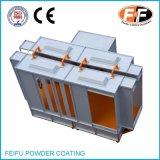 Cabine automatique de peinture de poudre de la Chine