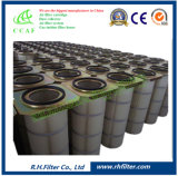 Elemento de filtro plissado do ar de Ccaf alta qualidade industrial