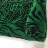 Tres colores Jacquard tela de lana de tela de archivo