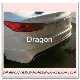 15m x 15mm Dekoration weiche Belüftung-Chrom-klebrige Auto-Tür-Schutzvorrichtung-Innenformenordnungs-Zutaten-Streifen