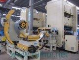 Автомат питания листа катушки с пользой раскручивателя в изготовлениях бытовых приборов