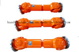 Swp Type Cardan Drive Shafts com parafusos na flange
