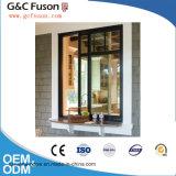 Qualitäts-schiebendes Aluminiumfenster mit Moskito-Netz
